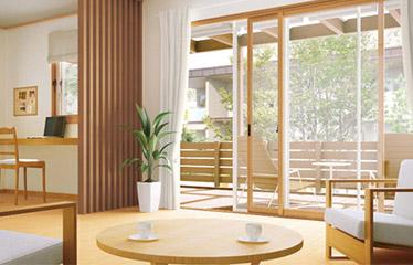 新潟リフォーム エアコン・内窓取り付け、断熱リフォーム
